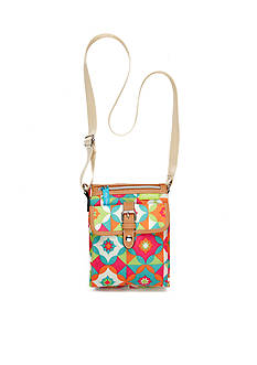 Lily Bloom Flapper Crossbody