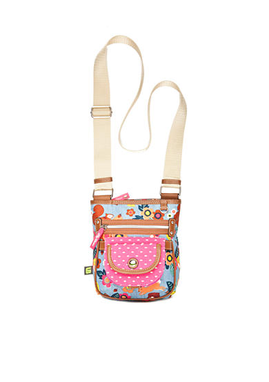 Lily Bloom Minibag with Detachable Wallet