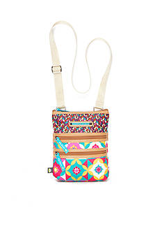 Lily Bloom Multi Section Crossbody