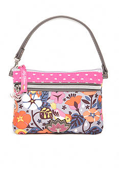 Lily Bloom Amber Wristlet