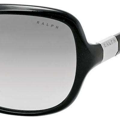 Handbags & Accessories: Ralph By Ralph Lauren Designer Sunglasses: Black Ralph by Ralph Lauren Thin Frame Rectangle Sunglasses