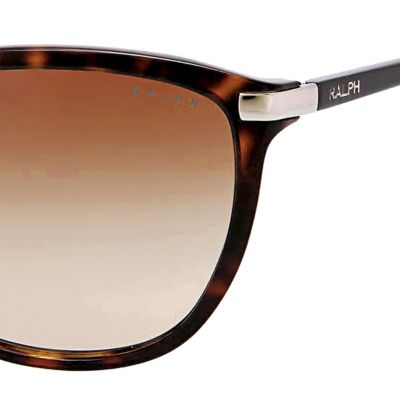Handbags & Accessories: Ralph By Ralph Lauren Designer Sunglasses: Dark Tortoise Ralph by Ralph Lauren Plastic Cateye Sunglasses