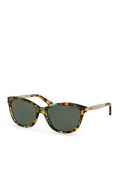 Ralph by Ralph Lauren Havana Cateye Sunglasses