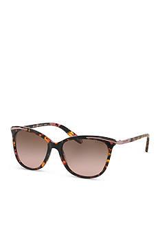 Ralph by Ralph Lauren Combo Cateye Sunglasses