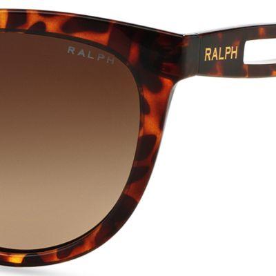 Spring Break Sunglasses: Tortoise Ralph by Ralph Lauren Vented Temple Cateye Sunglasses