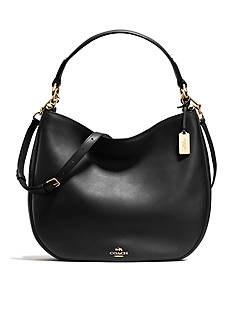 COACH Glovetanned Leather Nomad Hobo