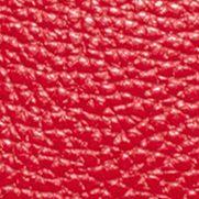 Handbags & Accessories: Coach Handbags & Wallets: Sv/True Red COACH PEBBLE LEATHER MINI TURNLOCK RUCKSACK