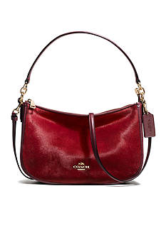 COACH Chelsea Crossbody in Hair Calf