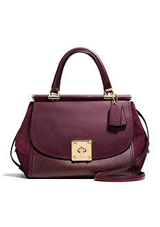COACH Drifter Carryall in Mixed Leather