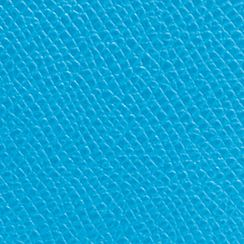 Handbags & Accessories: Coach Handbags & Wallets: Sv/Azure COACH NORTH/SOUTH SWINGPACK IN EMBOSSED TEXTURED LEATHER