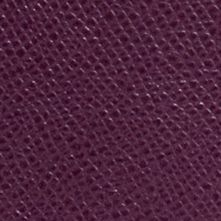 Coach Designer Handbags: Sv/Aubergine COACH NORTH/SOUTH SWINGPACK IN EMBOSSED TEXTURED LEATHER