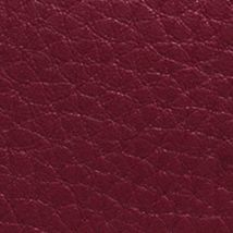 The Gift of Style: Luxury Gifts: Li/Burgundy COACH Swagger Slim Envelope Wallet in Pebble Leather