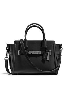 COACH Swagger 27 Bag in Glovetanned Leather