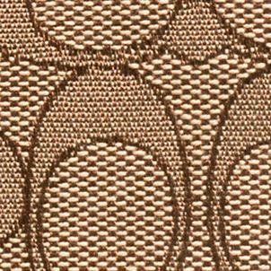 Handbags and Wallets: Li/Khaki/Brown COACH Boxed Corner Zip Wristlet in Signature Jacquard