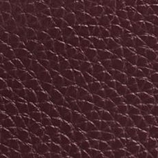 Wallets: Dk/Oxblood COACH Boxed Daisy Rivets Small Wristlet in Pebble Leather