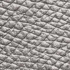 Trends - the EDIT: Sparkle & Shine: Sv/Gunmetal COACH Boxed Mini ID Skinny In Metallic Leather