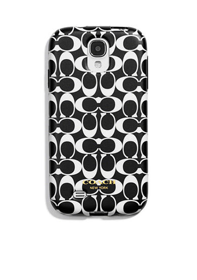 COACH SAMSUNG GALAXY S4 SIGNATURE CASE