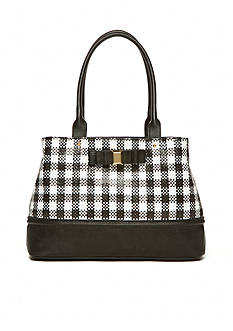 New Directions® Annie Triple Section Satchel