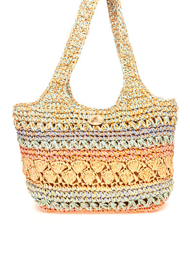 Capelli New York Crochet Multi Tote