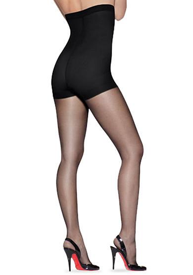 hanes silk reflections high waist control top pantyhose belk. Black Bedroom Furniture Sets. Home Design Ideas