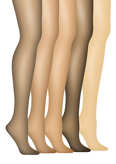 Hanes® Silk Reflections Sandalfoot Pantyhose