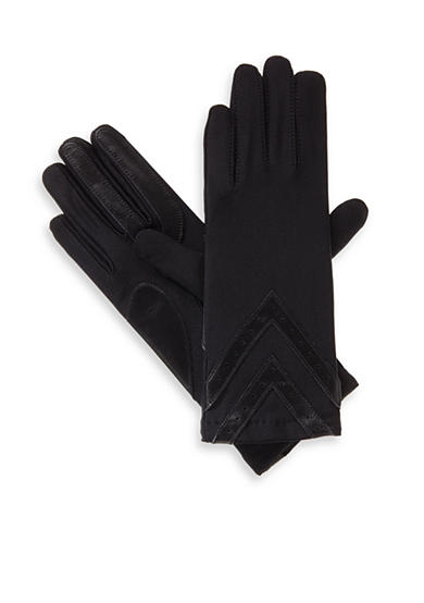 Totes Isotoner smarTouch® Fleece Lined Gloves
