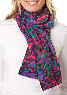 Totes Isotoner Women's Stretch Fleece Scarf
