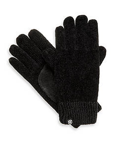 Totes Isotoner Chenille Palm Gloves