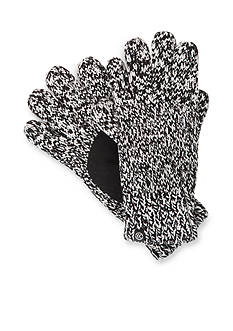 Totes Isotoner Chenille Gloves