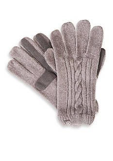 Totes Isotoner Chenille Unlined smarTouch® Gloves