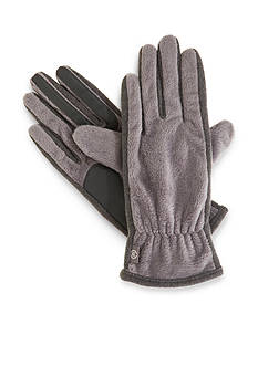 Totes Isotoner smarTouch® Unlined Teddy Fleece Gloves