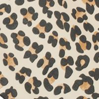 Umbrella: Leopard Totes Signature Auto Open Umbrella
