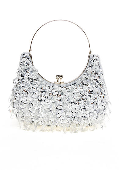 D'Margeaux Crystal Frame Bag