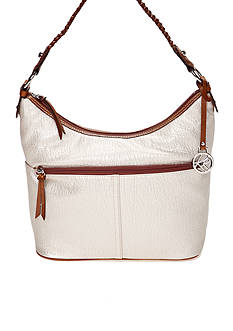 Kim Rogers Mary Top Zip Bucket Handbag