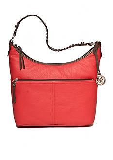 Kim Rogers Hobo Bucket Shoulder Bag