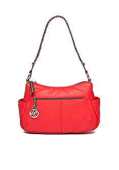 Kim Rogers Two Tone Double-Entry Hobo
