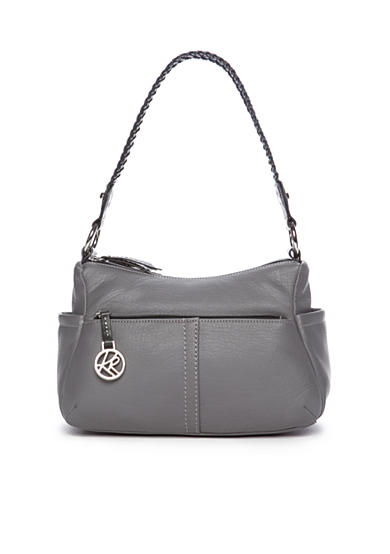 Kim Rogers® Double Entry Shoulder Bag