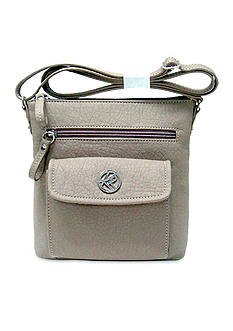 Kim Rogers® Waxy Pebble Horizon Crossbody