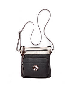 Kim Rogers Waxy Pebble Horizon Minibag