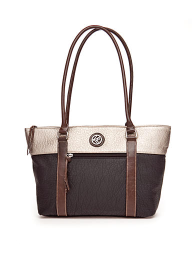 Kim Rogers® Washed Pebble Tote