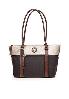 Kim Rogers Washed Pebble Tote