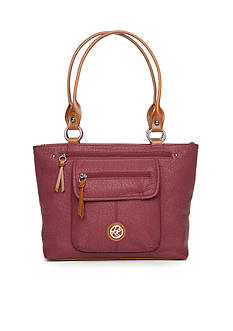 Kim Rogers® Two-Tone Geneva Shopper Tote