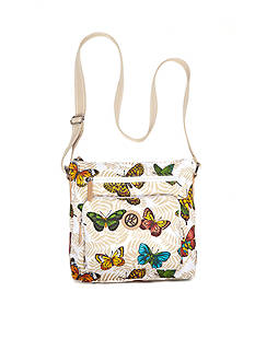 Kim Rogers® North South Butterfly Crossbody