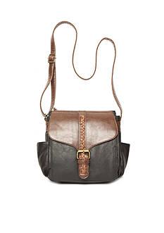 Bueno Braided Saddle Bag
