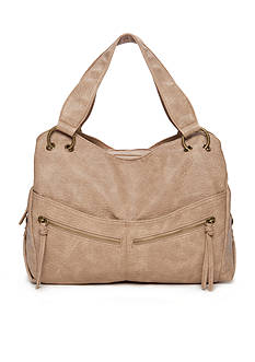 Bueno Double Handle Shoulder Bag