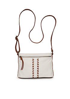 Bueno Washed Top Zip Mini Bag