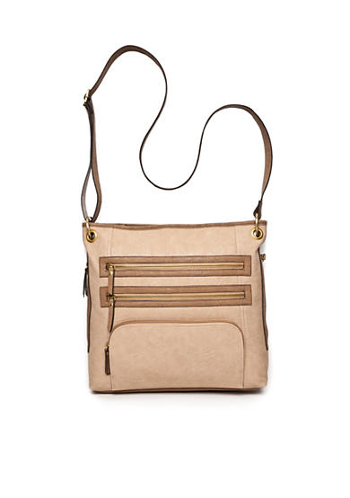 Bueno Veg Tan Cross Body