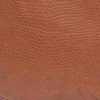 Handbags & Accessories: Hobos Sale: Brown Bueno Lizard Washed Crossbody Hobo