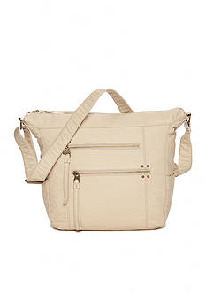 Bueno Washed Grainy Shoulder Bag