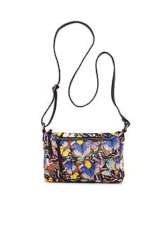 Bueno Printed East West Flap Minibag